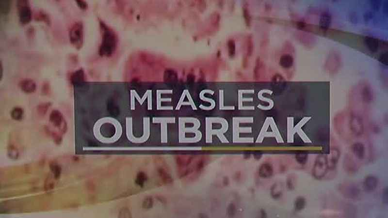 Measles continues it's spread across Minnesota