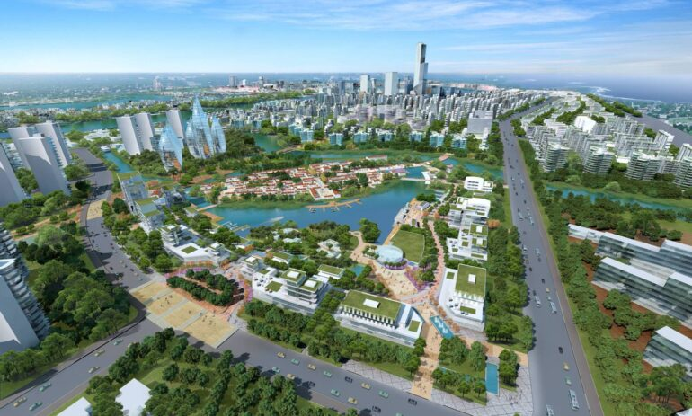 A 500 Cr. Smart City Project to Be Initiated in the Diamond City