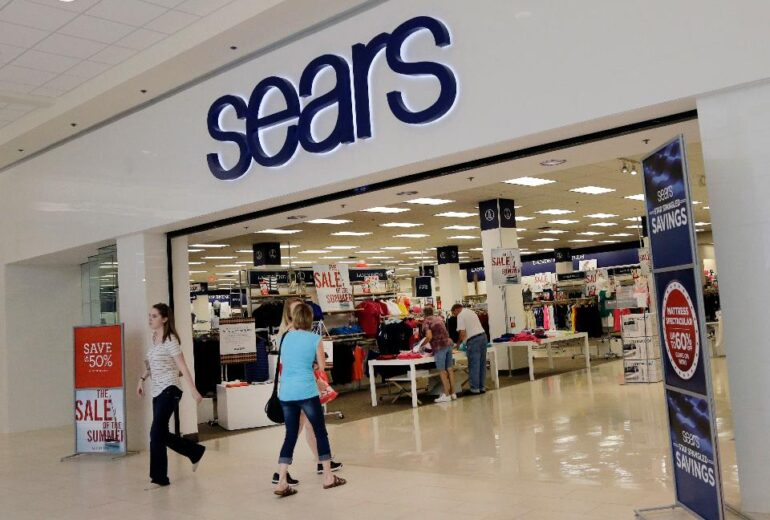 The Traditional Retail Crunch Hits Sears and Kmart as Owner Expresses Doubts of Staying in Business