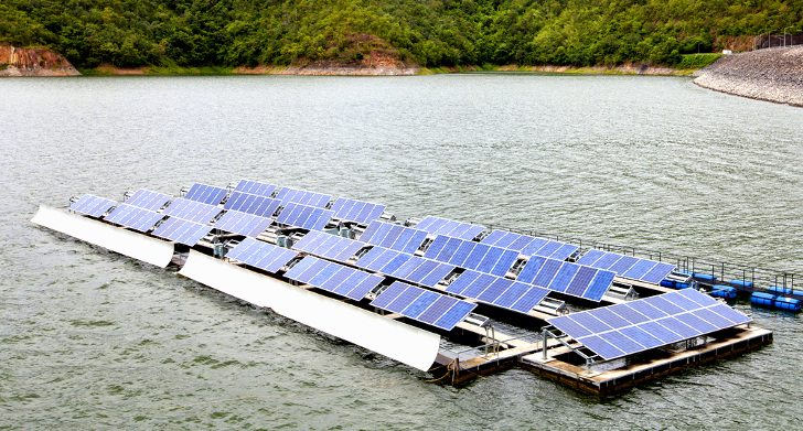 Kerala to Have India's Largest Floating Solar Panels