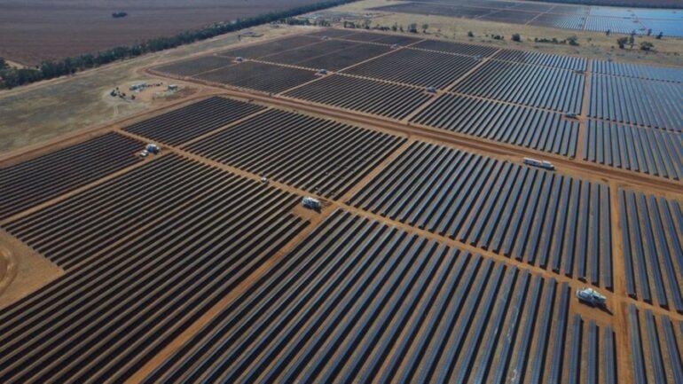 Australia solar energy