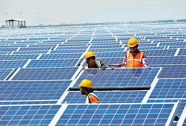 Solar Tariff In India Tumbles