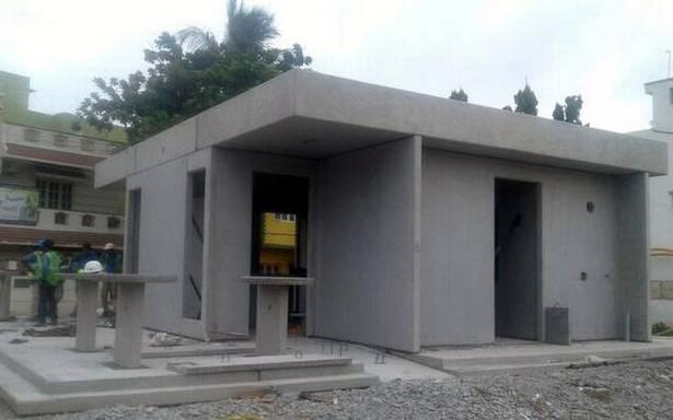 Indira canteens