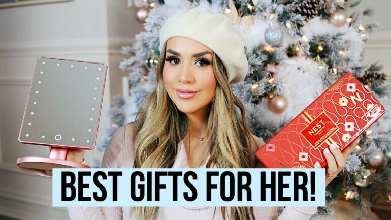 2017 Trending Christmas Surprises For Her | Timeslifestyle