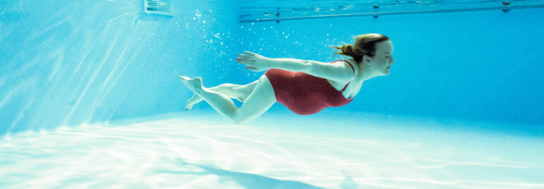 can you swim in pregnancy