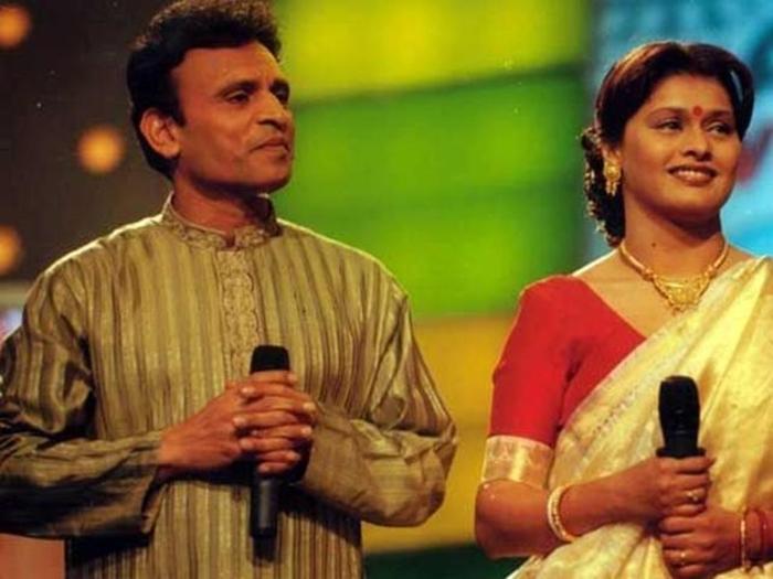 Annu Kapoor hosting Antakshri