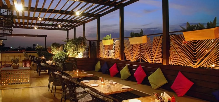 Café Max restaurant bagnalore