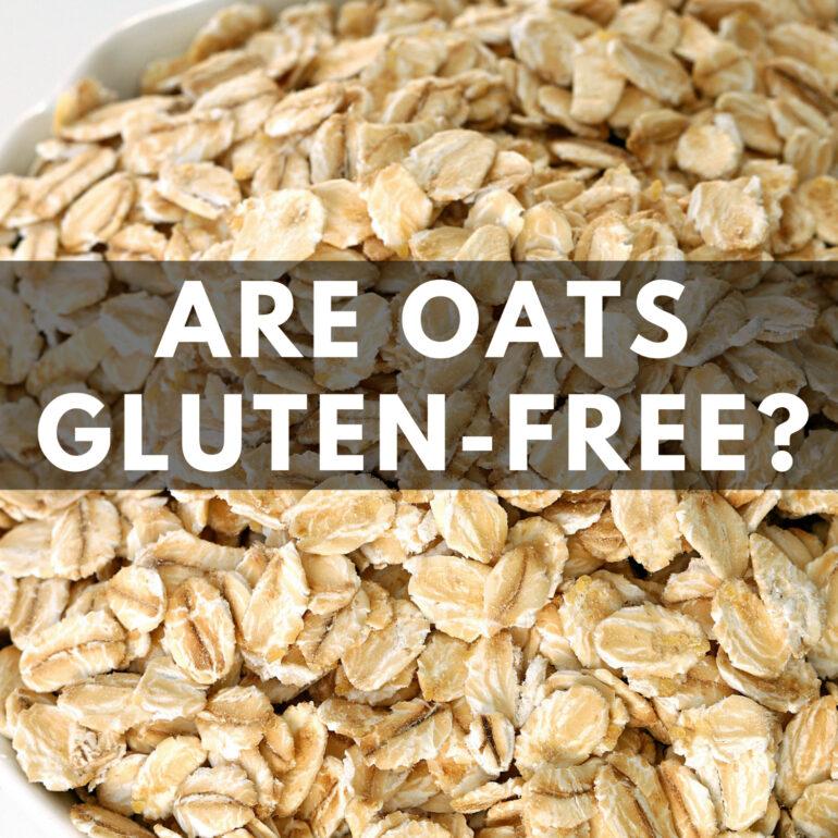 Oats Gluten-Free