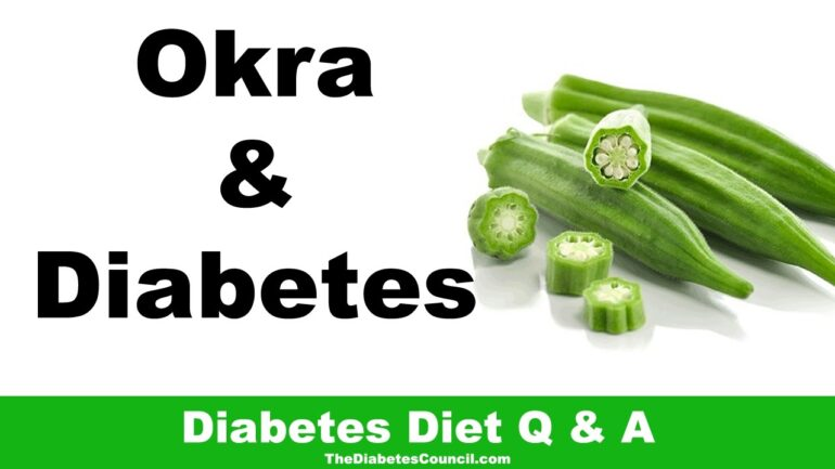 Okra water diabetes, allergy and kidney problems