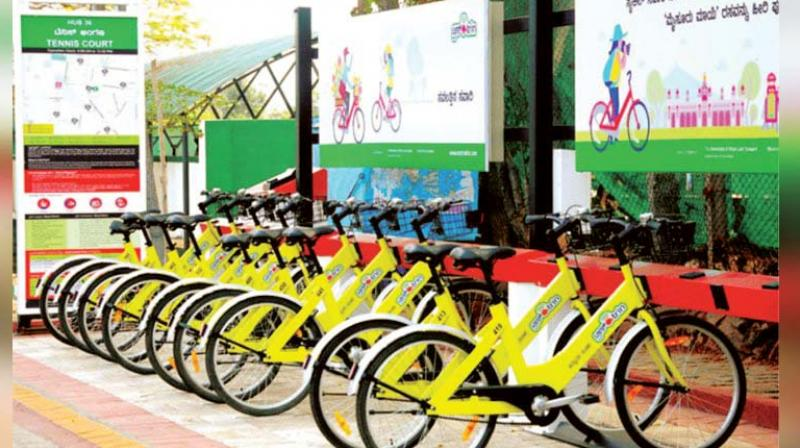 Public Bicycle Sharing (PBS)