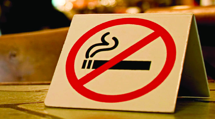 - A MENACE TO SMOKERS AND NONSMOKERS