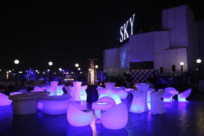 Sky High Restaurants