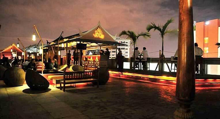 The Tao Terraces restaurant  bangalore