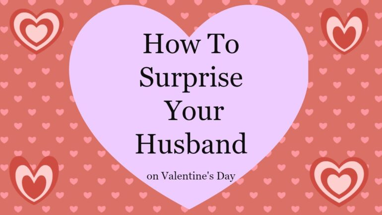 Top 5 trending valentine s day gift ideas for husbands for Valentines day trip ideas