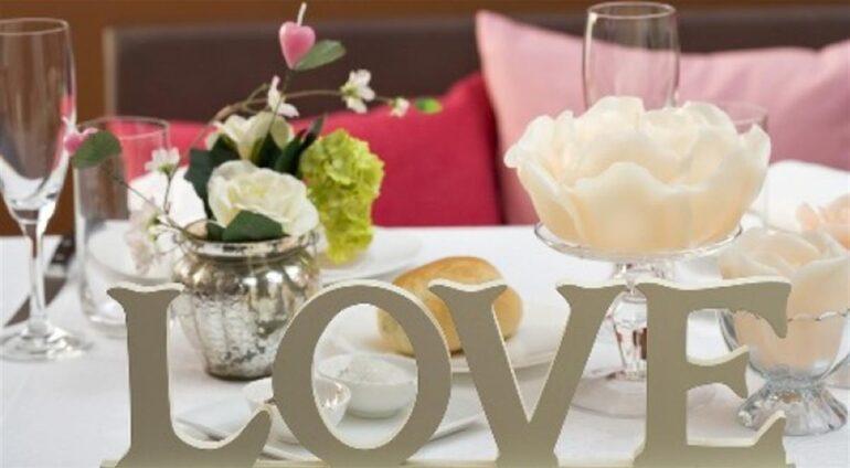 Valentine's Day Romantic menu Ideas