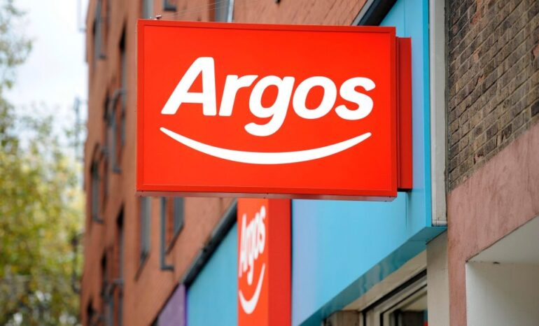 Argos Easter Sales Dates, Timings