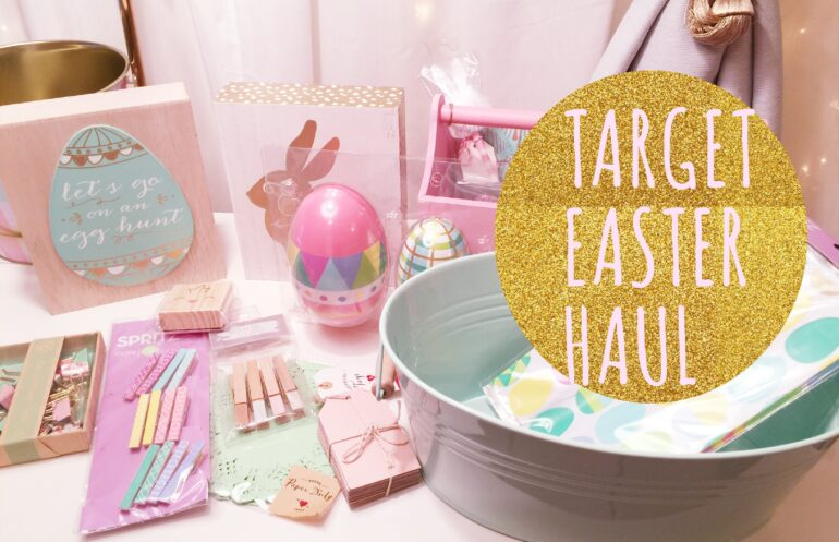 Easter Sale at Target