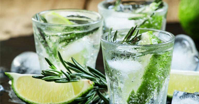 Gin health benefits