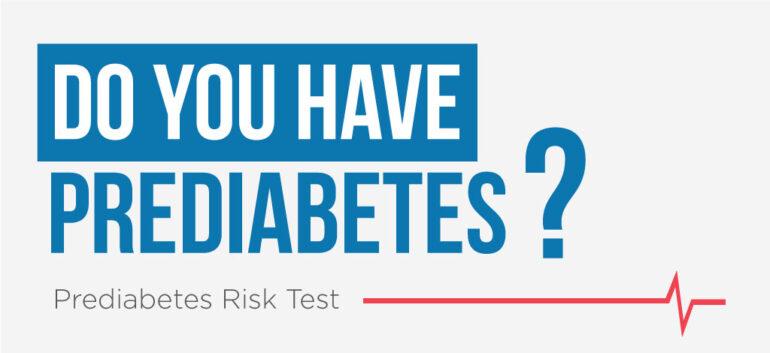 Prediabetes Risk