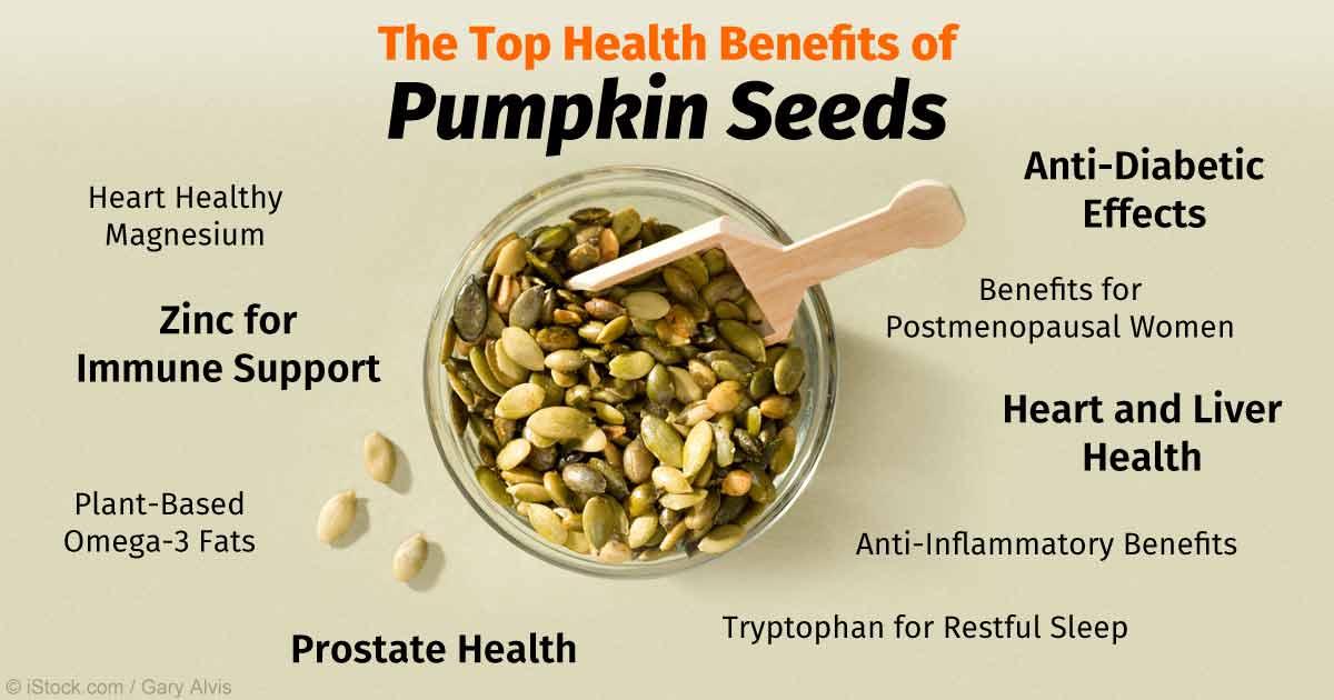 Pumpkin Seeds Can Prevent Diabetes