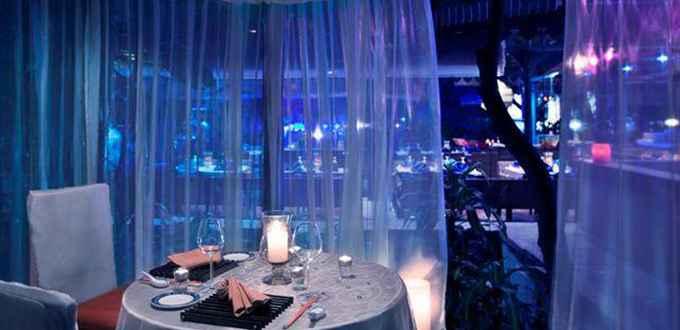 Romantic Restaurants bengaluru