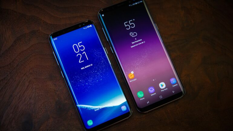 Galaxy S8 And S8 Vs Samsung Galaxy S9 And S9 Plus In Depth Review