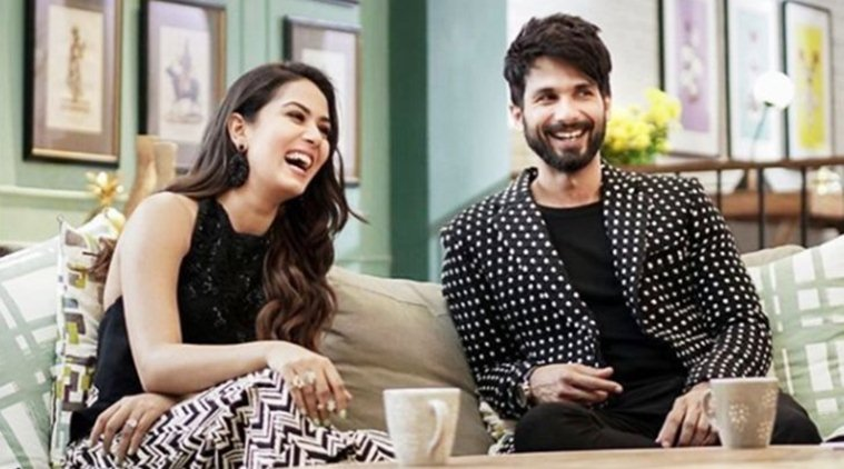 Bollywood's much-loved real-life couples, Shahid Kapoor and Mira Rajput Talks On Vogue BFFs