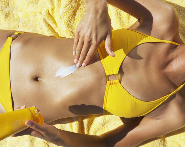 Sunscreens Can Cause Vitamin D deficiency