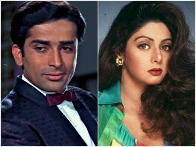 Tribute To Sridevi and Shashi Kapoor