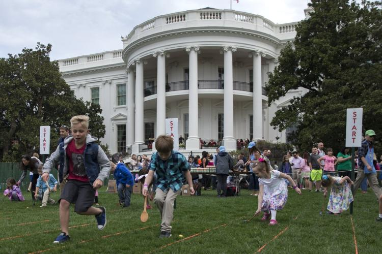 White House Easter Egg Roll 2018 - Lottery and Event Details