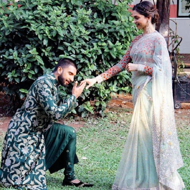 Deepika and Ranveer are getting married