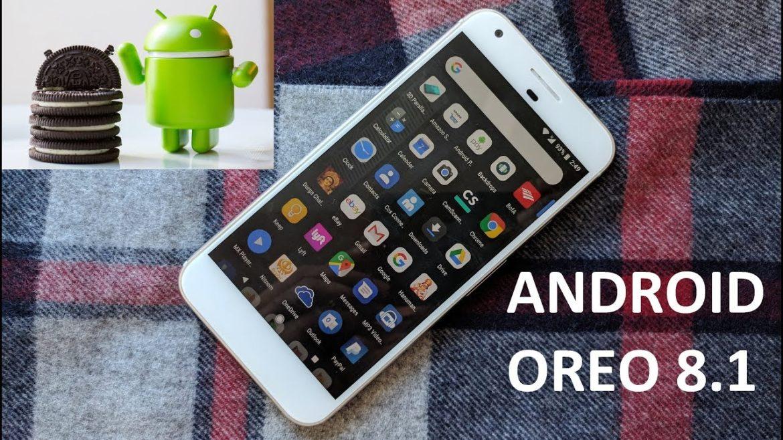Google Android 8.1 Oreo