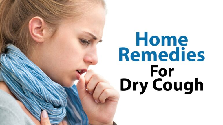 Home Remedy for Dry Cough