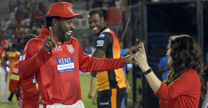 Kings XI Punjab Sunrisers Hyderabad