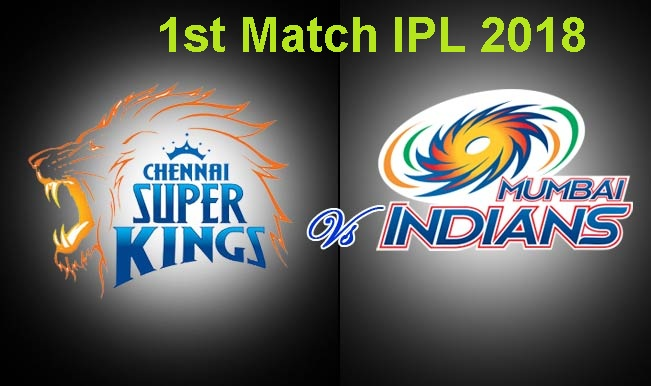 Mumbai Indians vs. Chennai Super Kings