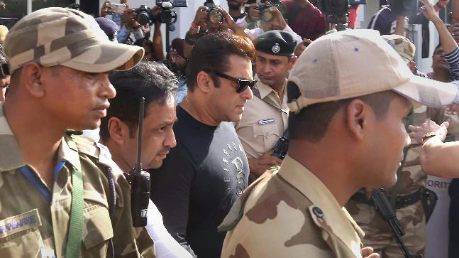 Salman Khan blackbuck case