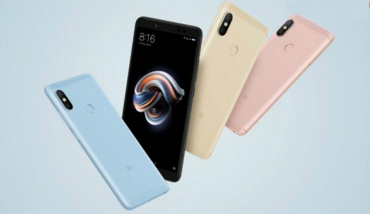 Xiaomi Flash Sale For Redmi 5