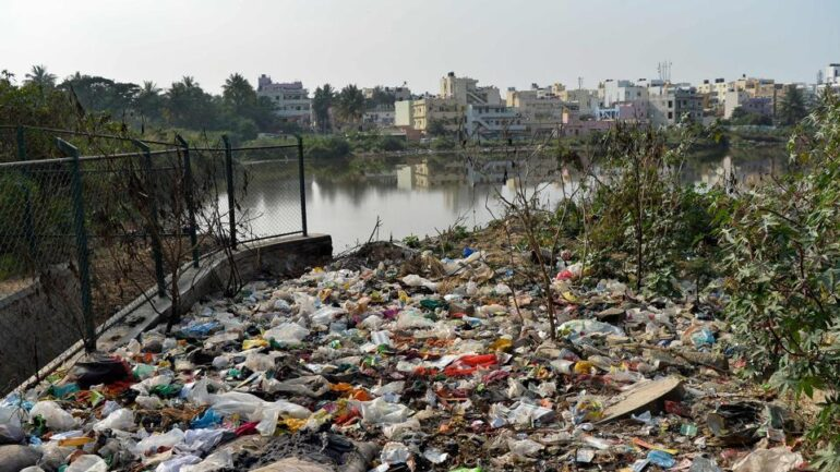 bangalore water pollution