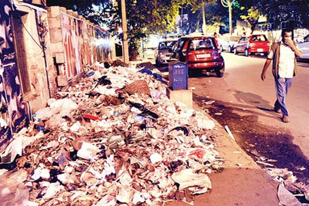 bangalore civic issues