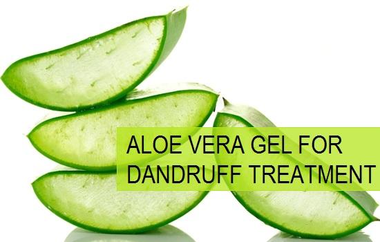Aloe Vera for Dandruff