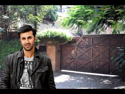 Ranbir Kapoor home