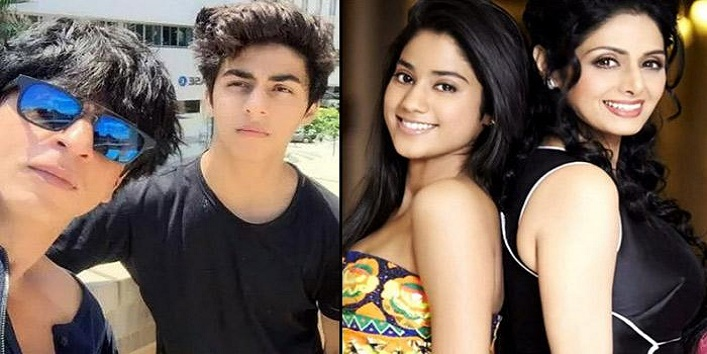 Bollywood kids who are spitting image of their parents