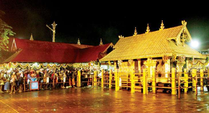 Supreme Court's 5-judge Bench Announces the Ultimate Verdict Today: Women of All Cast and Age are now allowed in Kerala's Sabarimala Temple!!!