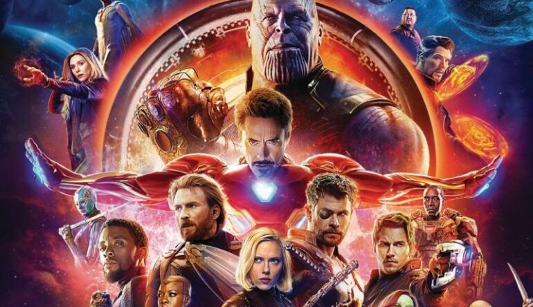 Marvel Studio's Bit Hit Avengers Infinity War Is All Set to Make It's Comeback on the Indian Screens Again!!