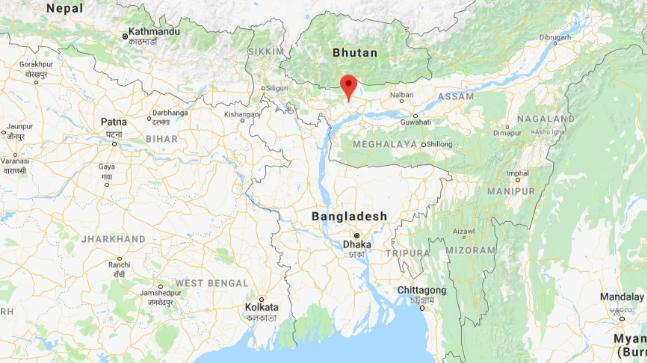 Tremors of moderate intensity earthquake felt in Assam and nearby areas