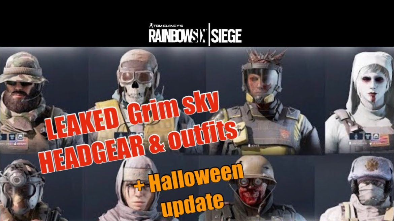 Rainbow Six Siege Leak Hints at 'Halloween Event'