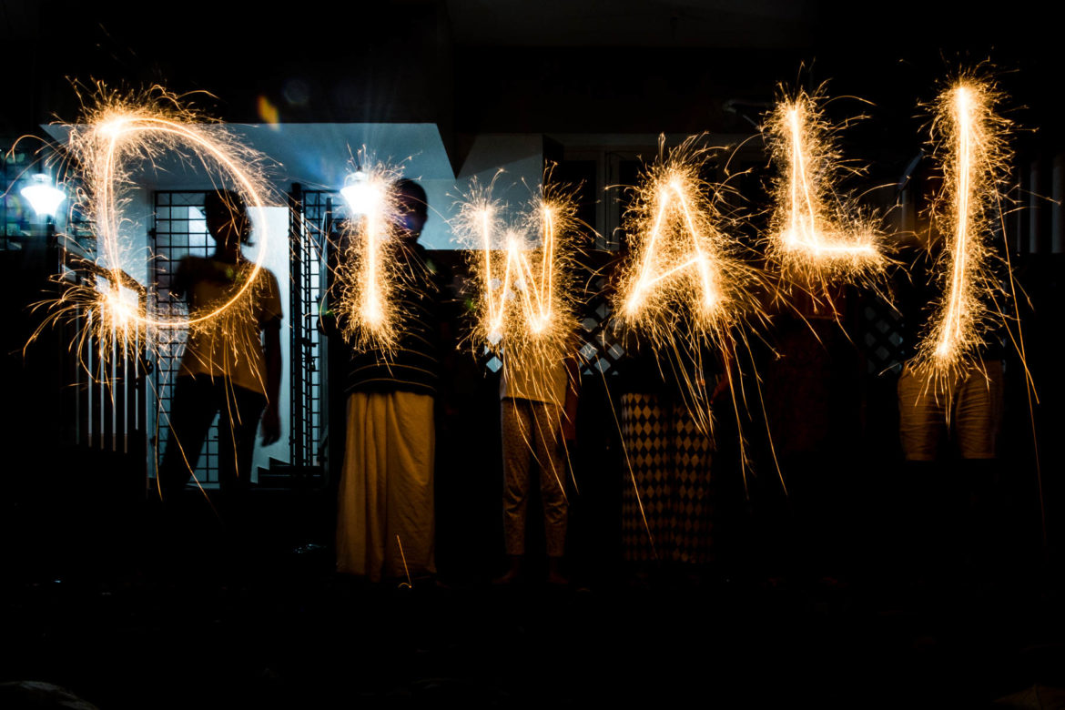 Diwali memories that lit up our hearts even today