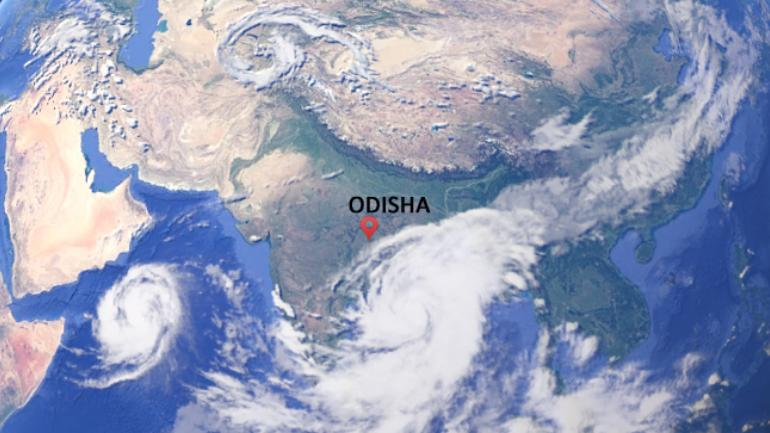 The Whirly Winds named Titli storms over Bay of Bengal