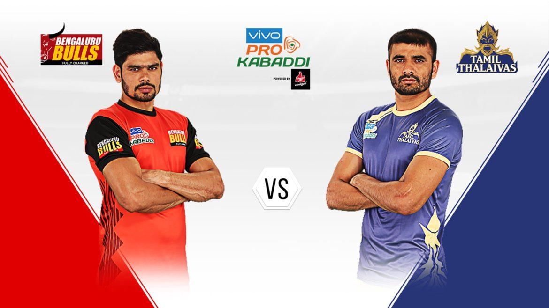 PKL Day 10: The Stars Bengaluru Bulls and U Mumba
