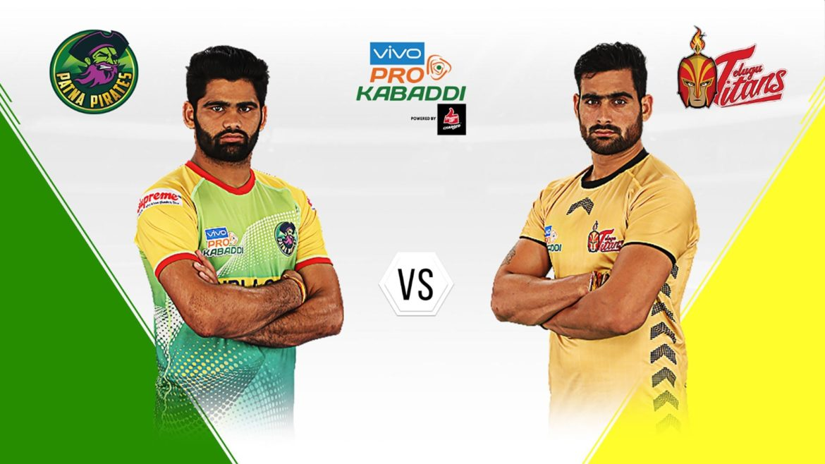 PKL Day 12: Telugu Titans & Puneri Paltan won the match with 4-point lead